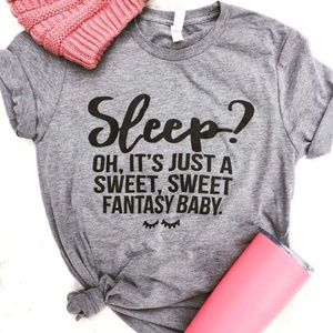 Sleep is Sweet Fantasy - Graphic T-shirt
